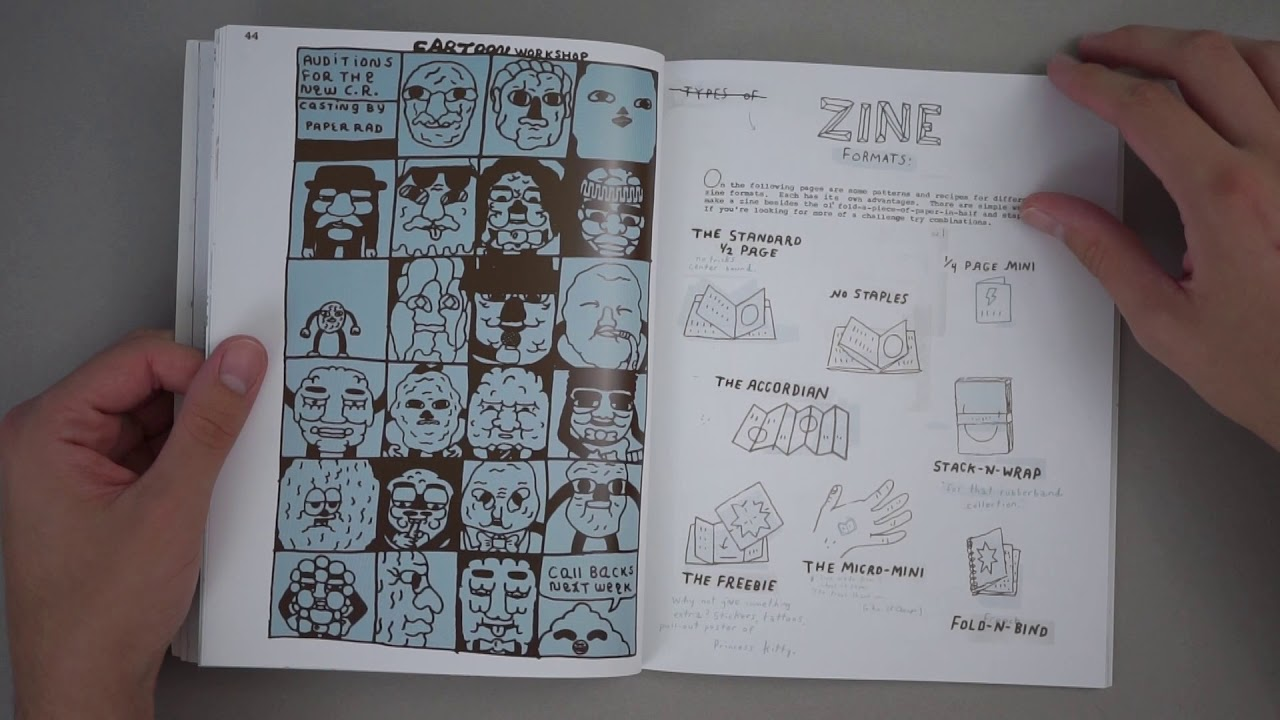 Whatcha Mean Whats a Zine?