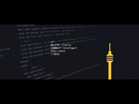 POST /bank Hackathon Stuttgart Samstag