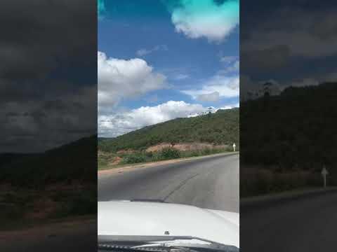 Weg nach Andasibe, Madagaskar-Reise