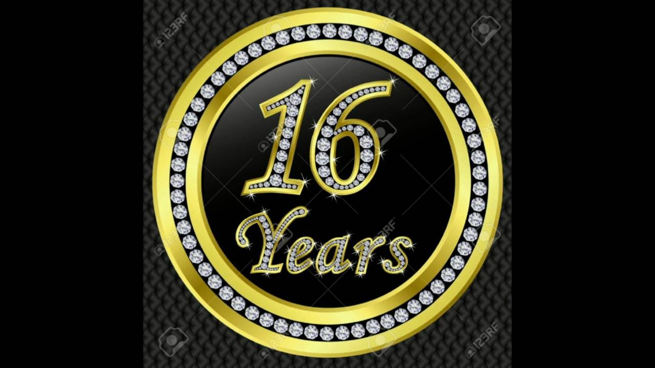 Hy 16 Wedding Anniversary