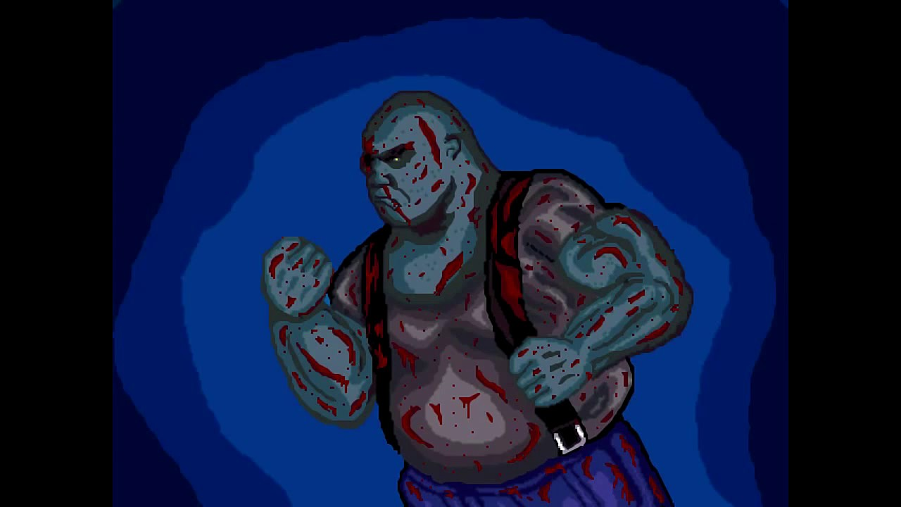 Streets of Rage Zombies (SoR-Z2 edit)