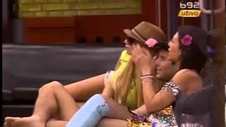Vendi & Soraja - Uljez - Veliki Brat VIP 5 (03.04.2013.)