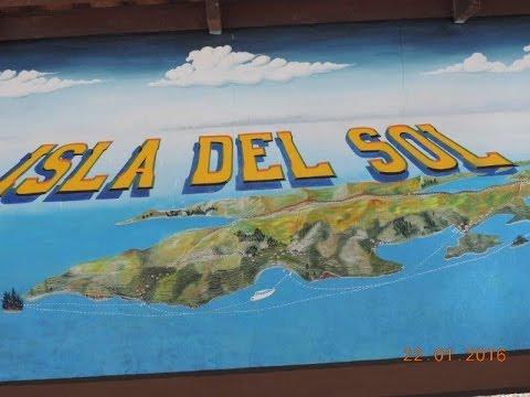 TITICACA - ISLA DEL SOL (Otok Sunca), Bolivija - My Trip 2016 HD