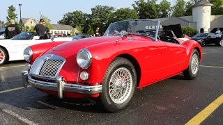 1961 MG MGA 1600 Roadster - My Car Story with Lou Costabile