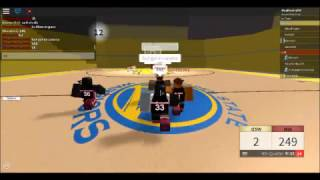 (ROBLOX)-NBA PHENOM BEATING 206 PTS RECORD MAKING 252 PTS RECORD!!