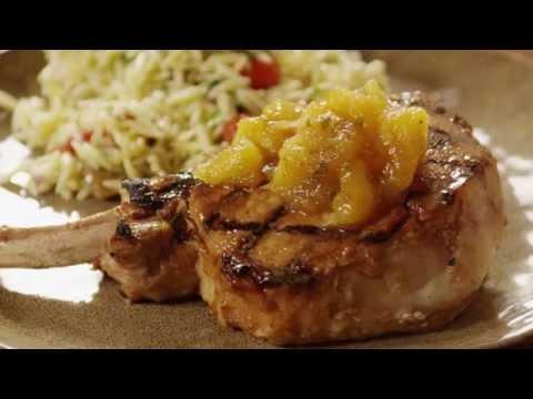 How To Make Tropical Grilled Pork Chops | Pork Recipes | Allrecipes.com