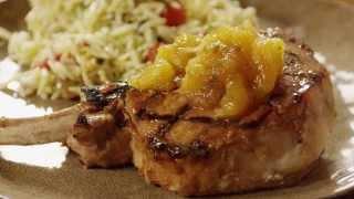 Pork Recipes - How To Make Tropical Grilled Pork Chops