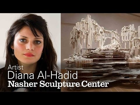 Creating a Spatial and Psychological Terrain: Artist Diana Al-Hadid