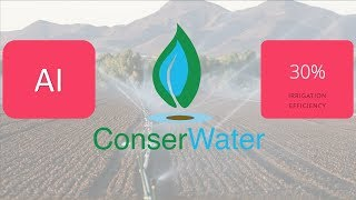 ConserWater Technologies allows farmers to grow more with less resources