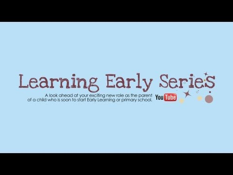 About the Learning Early Series