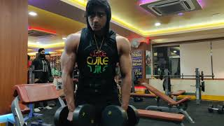 Road to glory | TUSHAR MISHRA MR. INDIA UNIVERSE TOURISM || UNITED AESTHETICS|