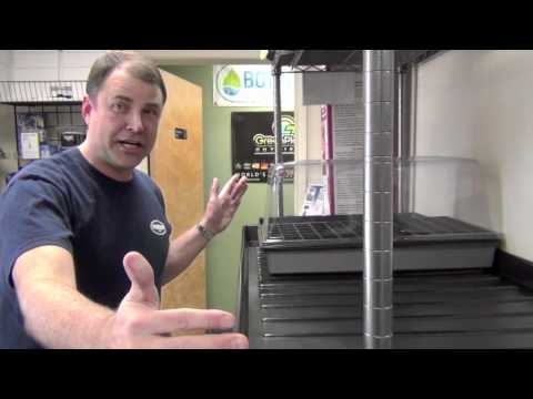 MicroClone 2x4 Rack Tray For Bakers Home Depot Lows Racks Hydroponic Trays for Shelving Racks