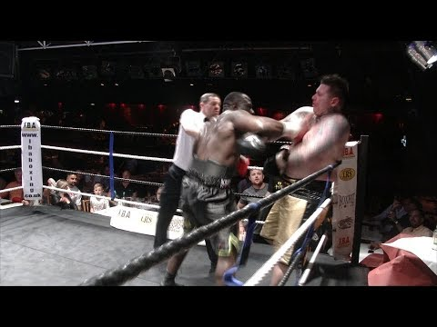 IBA Boxing - Daniel Soares V Lee Mulvey (Fight 2) - Cracking Fight!