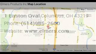Elmers Products Inc Corporate Office Contact Information Thumbnail
