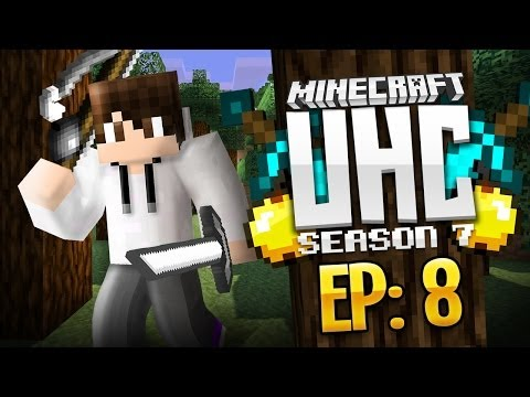 Minecraft Cube UHC S10: E5 - We're Being Watched! from YouTube · Duration:  19 minutes 58 seconds