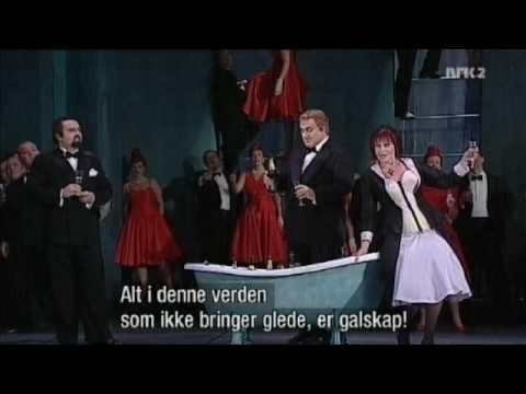 La Traviata: Brindisi (Drinking Song)  - The Norwegian Opera - Oslo