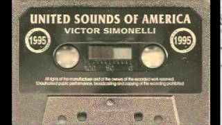 Victor Simonelli UNITED SOUNDS OF AMERICA House 1995