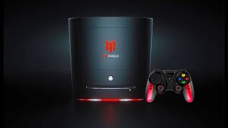 Kfc gaming console another big suprise in the future of gaming. has got a chicken chamber to help you double enjoy your time. i...