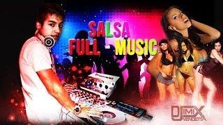 Mix Salsa 2014 y Salsa Romantica★Exitos de Ayer , Hoy & Siempre★ (Dj Jimix Vendetta A.) FMCDAS
