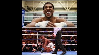(THEORY!) DID ANTHONY JOSHUA TAKE A DIVE AGAINST ANDY RUIZ?