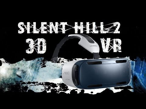 Silent Hill 2: 3D Stereo images for VR headsets (Cardboard, Oculus Rift, HTC vive, Samsung Gear VR)