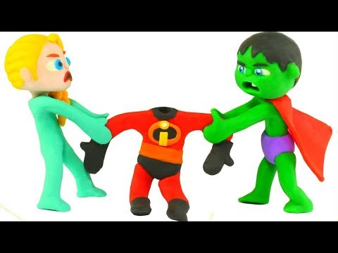 Tommy And His Friends Wearing Superhero Outfits 💕Cartoons For Kids
