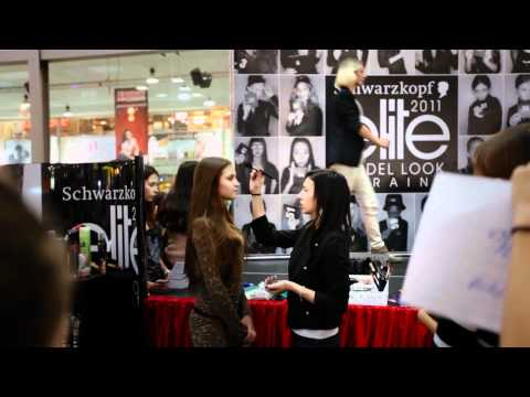 Elite Model Look Ukraine 2011 - Casting In Kiev (Karavan Shopping Center).wmv