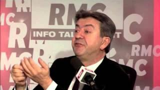 Les Grandes Gueules : Jean-Luc Mélenchon - 26/11 (1/2)