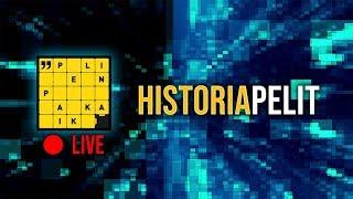 Pelin paikka LIVE: Historiapelit