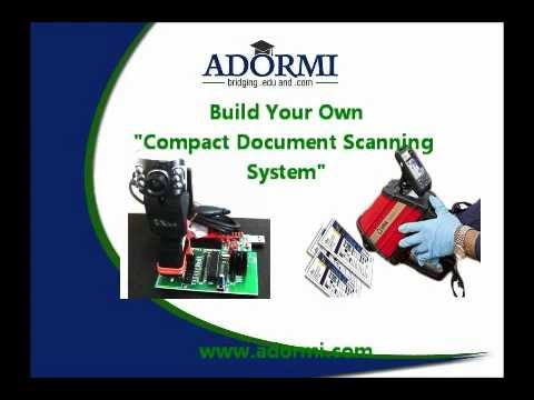 Compact Document Scanning System