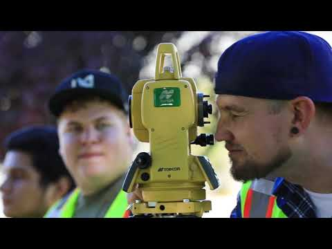 Land Surveying Program at College of the Canyons