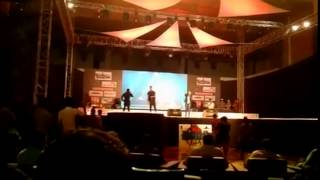 Mashfiq CDL live performance at BD HIP HOP FEST 2015   part 1
