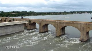 WDP-4 Golgumbaz over Flooding Kaveri!!