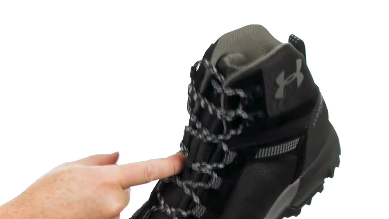 f1dd5b3d841 Under Armour UA Post Canyon Mid Waterproof SKU: 8899804