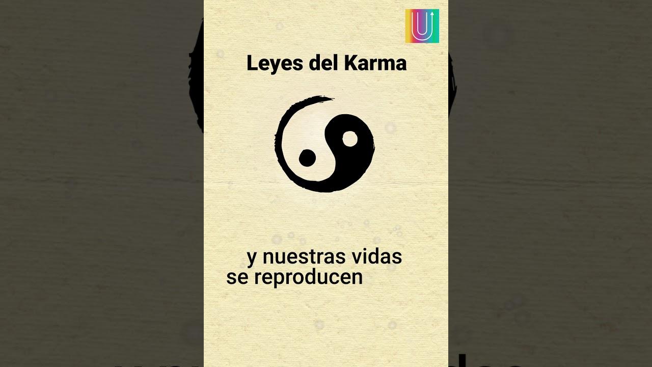 Leyes Del Karma