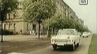 ZDF Reportage 1972 Berlin-Ost 1