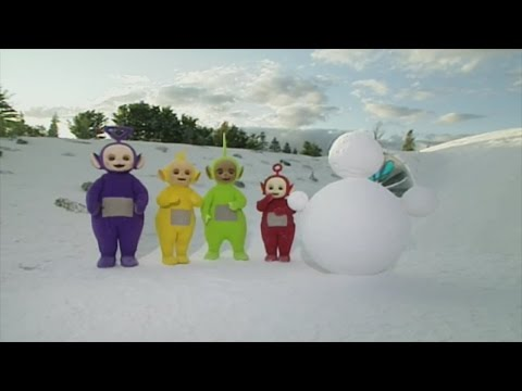 Teletubbies: Christmas Compilation | Cartoons for Kids