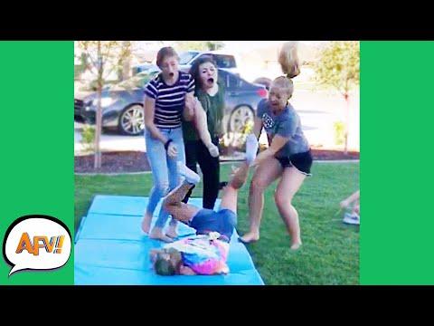 Friendship FAIL! 😂   Funny Fails   AFV 2020