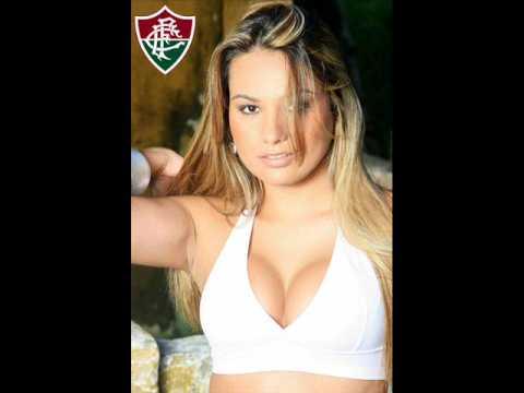 Danielle Paiva - Musa Do Fluminense No Brasileirão 2009