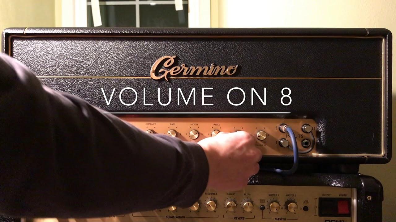 ea5b5d4b35cc Germino Lead 55 LV Plexi - YouTube