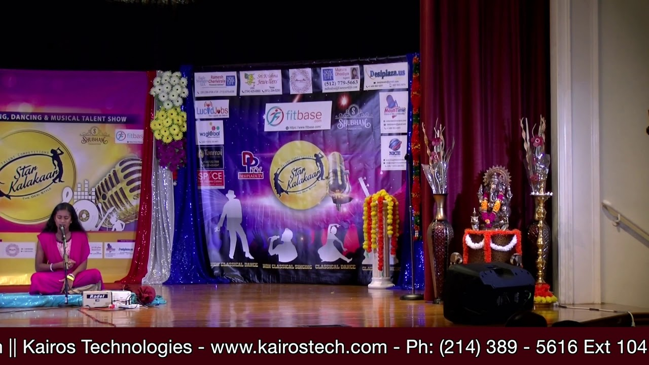 Registration NO - SK2018365 - Star Kalakaar 2018 Finals - Performance
