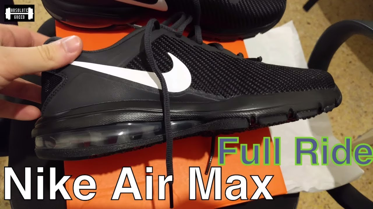 Nike Air Max Full Ride [4K]