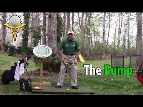 Key To The Bump In Surge Own Words - Golf Swing Tips