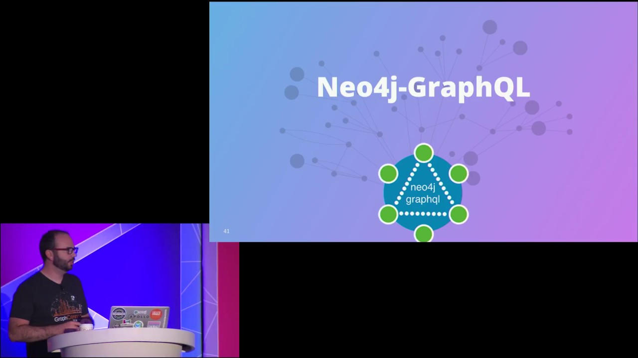 Fullstack GraphQL With Neo4j @ Neo4j GraphConnect 2018