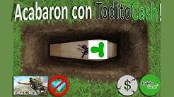 Todito Cash, Descansa en Paz!