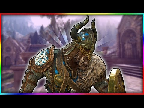 This Shugoki Just CHEESED ME! Unlock Techs and All! - For Honor Warlord Duels