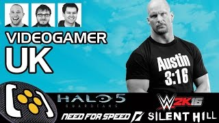 Need For Speed, Activision Buys Candy Crush Saga, Halo 5, WWE 2K16 - VideoGamer UK Podcast