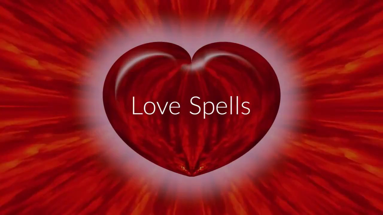 Love Spell Using a Picture