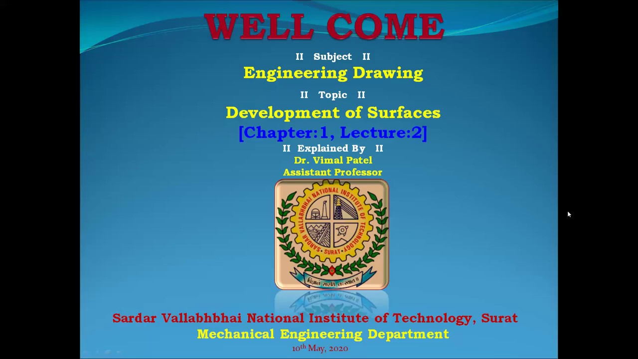 1 2 Engineering Drawing Surface Development Chapter 1 ...