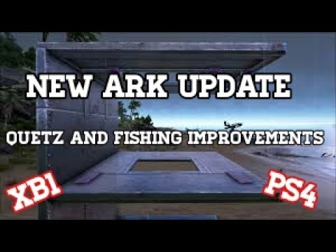 New ark survival evolved update xb1ps4 quetzal improvements new ark survival evolved update xb1ps4 quetzal improvements new way to fish and more malvernweather Choice Image
